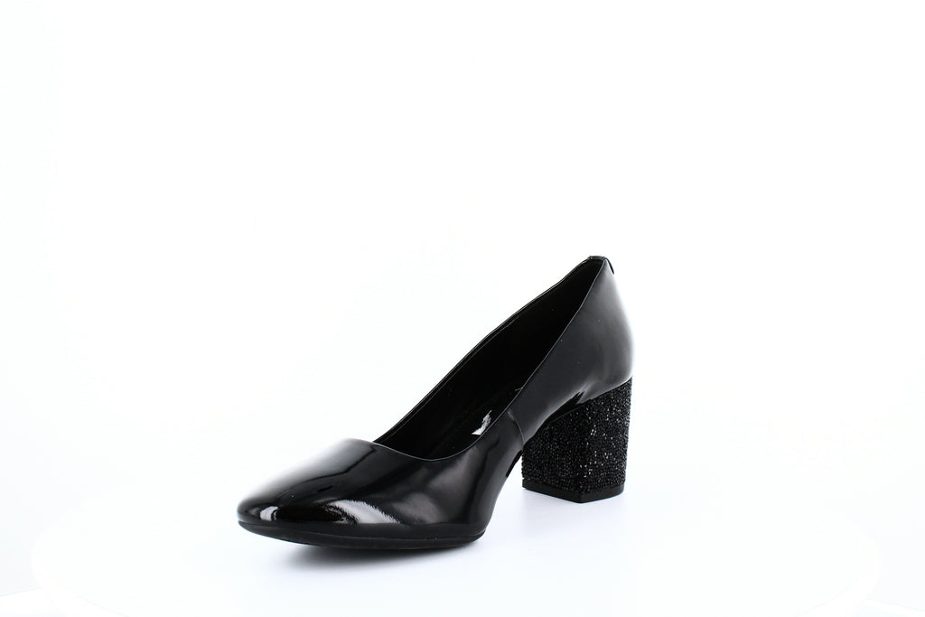 Yieldings Discount Shoes Store's Cher Flex Mid Pumps by MICHAEL Michael Kors in Black