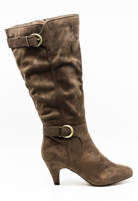 Bella Vita | Talina II Plus Wide Calf Heel Boots