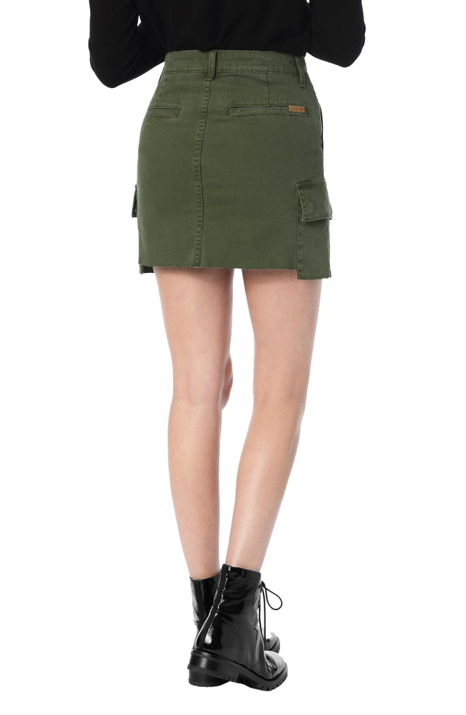 Yieldings Discount Clothing Store's Army Cargo Skirt by Joe's in Forest