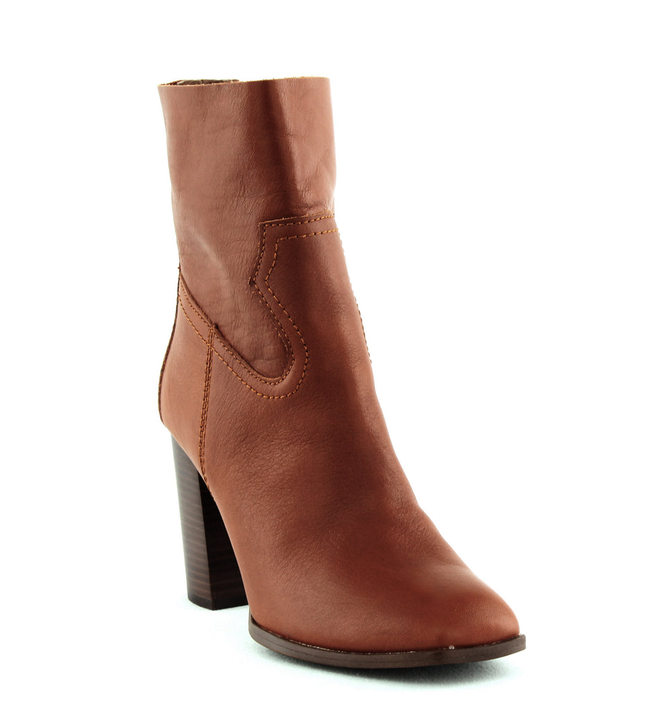Yieldings Discount Shoes Store's Nero Western Boots by Splendid in Tan Leather