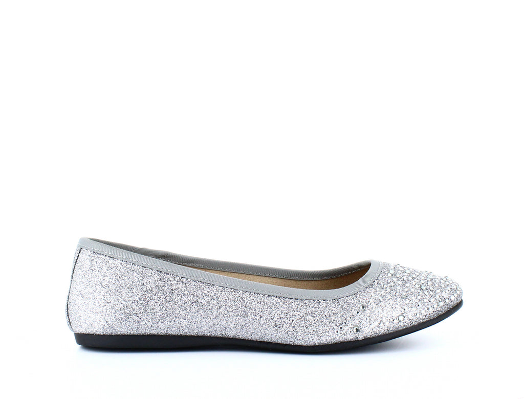 Yieldings Discount Shoes Store's Angelynn Flats by Style & Co in Pewter