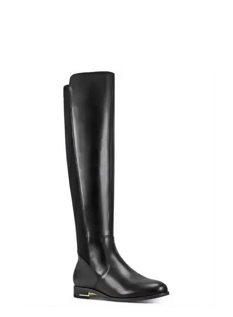 Yieldings Discount Shoes Store's Levi Fashion Riding Boots by Nine West in Black