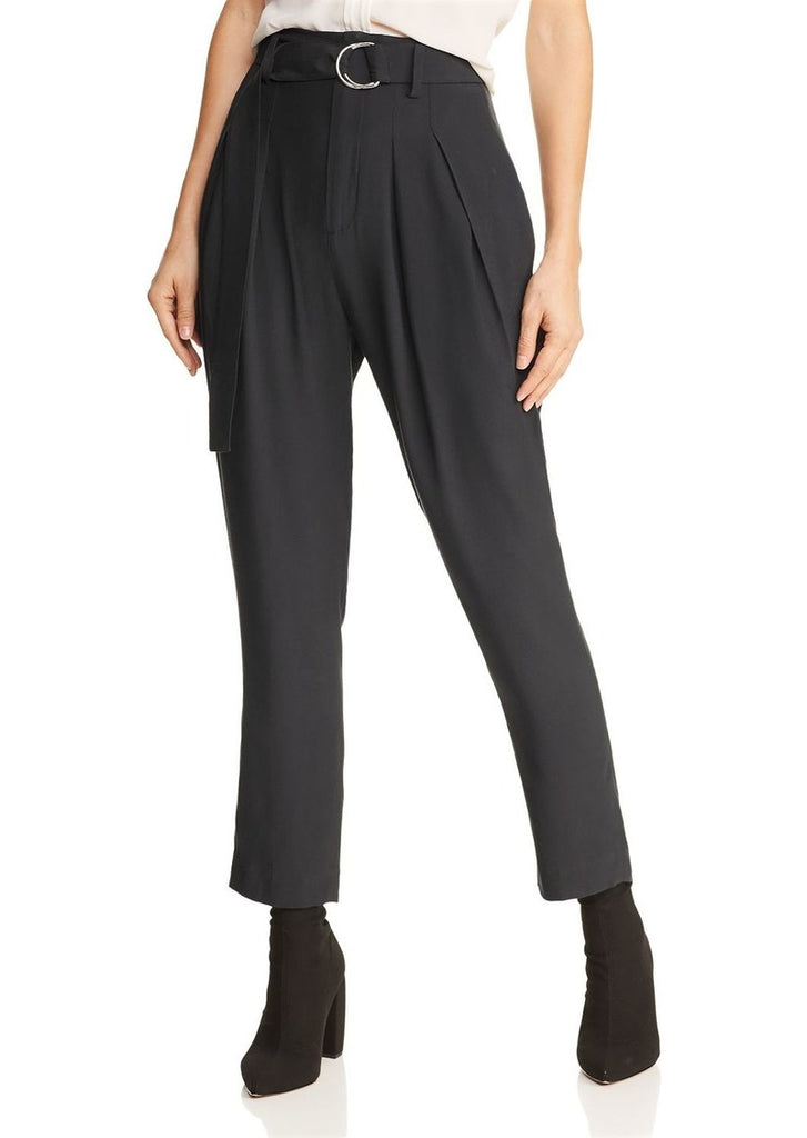 Yieldings Discount Clothing Store's Ianna Pants by Joie in Midnight