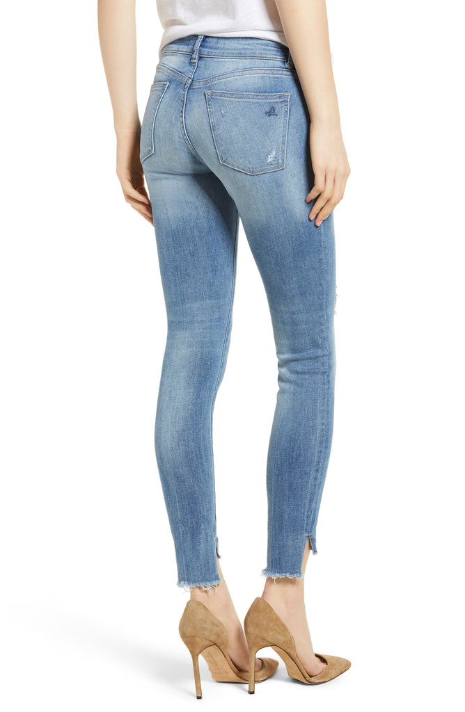 Yieldings Discount Clothing Store's Emma Low-Rise Skinny Jeans by DL 1961 in Melbourne