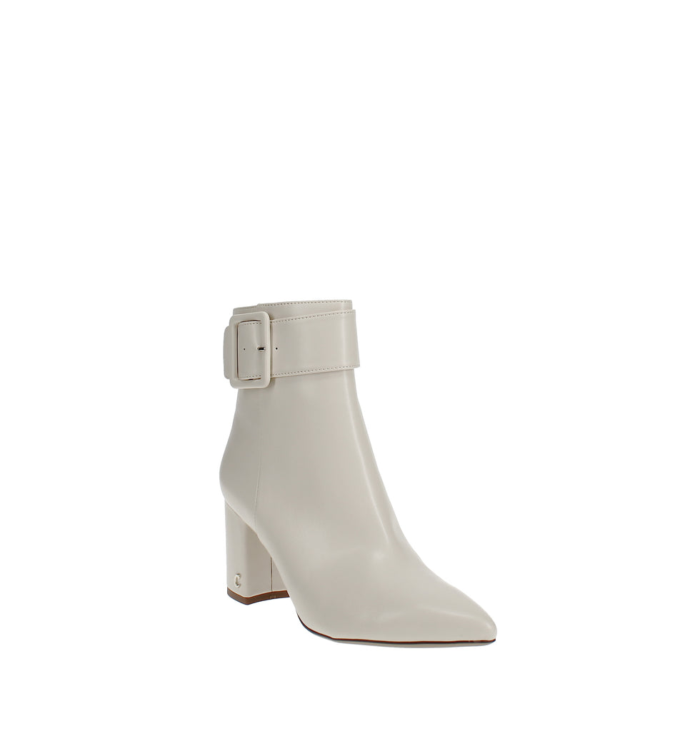 Yieldings Discount Shoes Store's Hardee Booties by Circus by Sam Edelman in Ivory