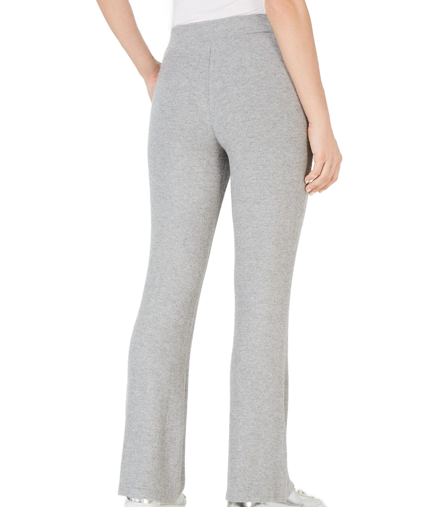 Yieldings Discount Clothing Store's Flare Pants by Guess in Stone Heather Grey