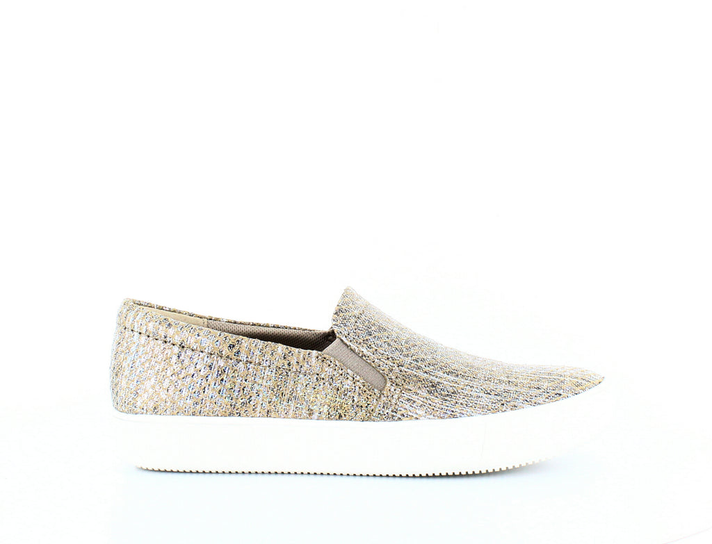 Yieldings Discount Shoes Store's Marianne Sneakers by Naturalizer in Pewter Snake