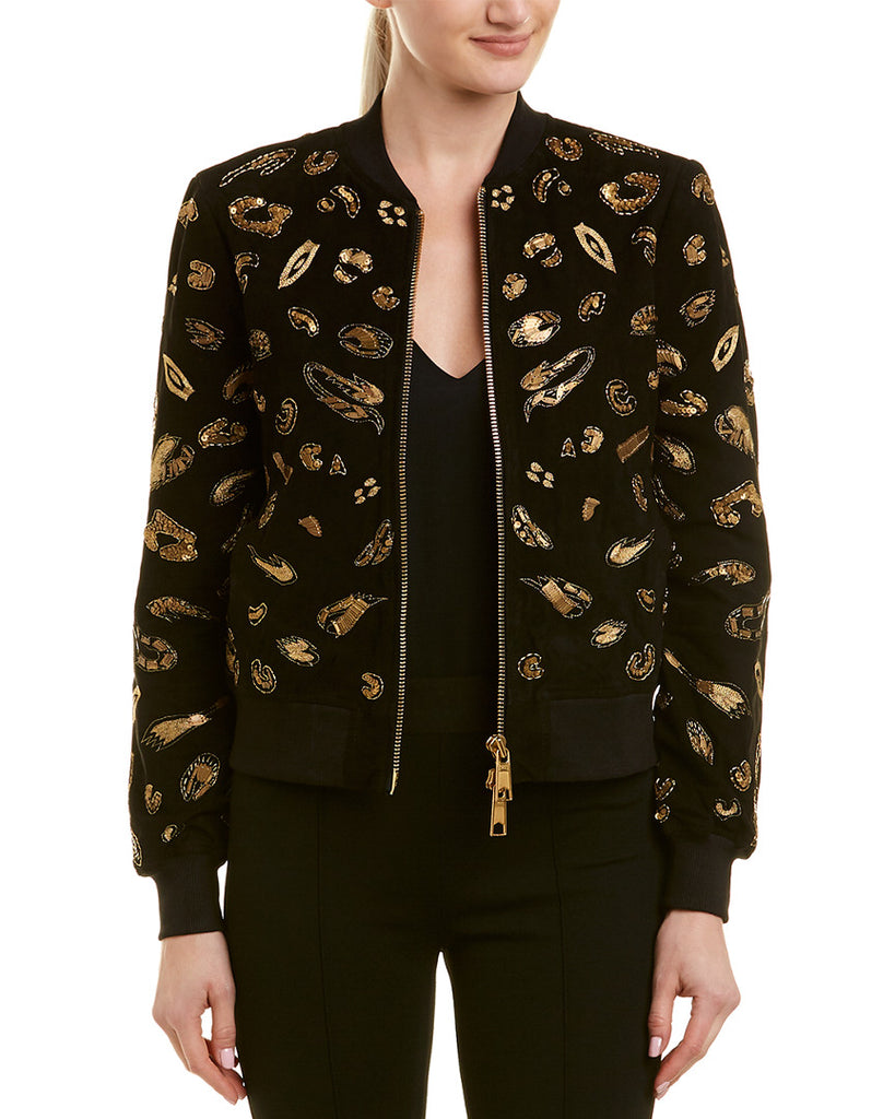 Rachel Zoe | Fate Jacket With Embroidery