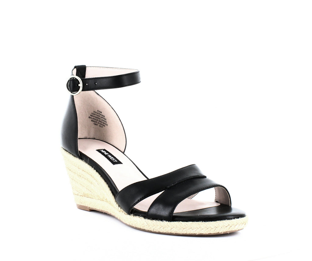 Nine West | Jeranna Wedge Heel Espadrilles Sandals