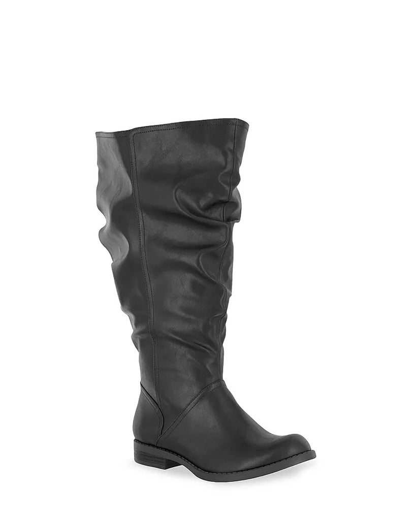 Yieldings Discount Shoes Store's Peak Plus Boots by Easy Street in Black