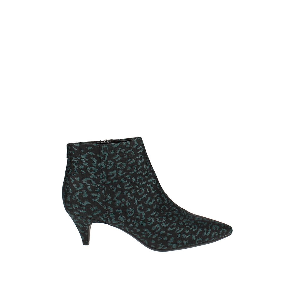 Yieldings Discount Shoes Store's Kirby Ankle Booties by Circus by Sam Edelman in Dark Emerald