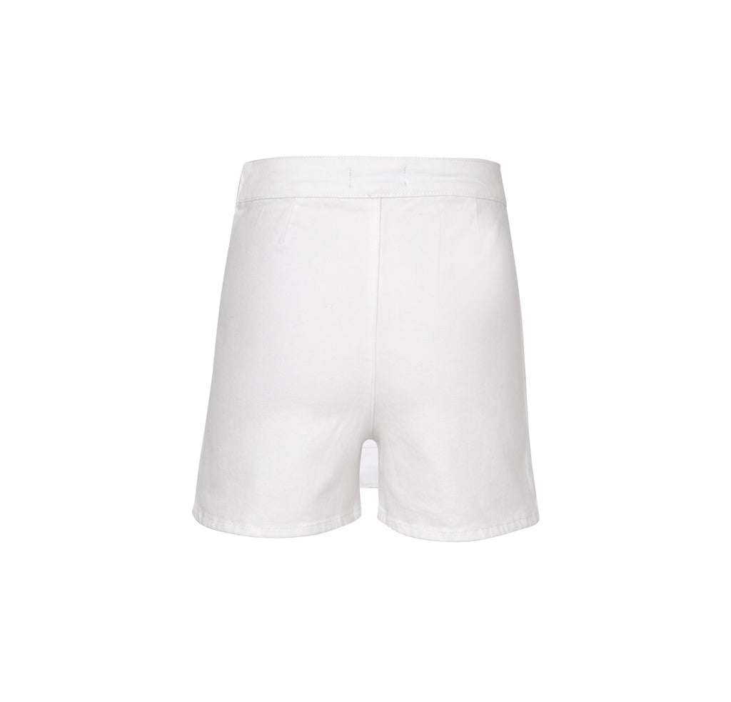 Yieldings Discount Clothing Store's Lola - Skort by DL1961 in White Rose