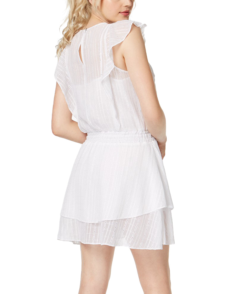 Yieldings Discount Clothing Store's June Gemma Dress by RACHEL Rachel Roy in White