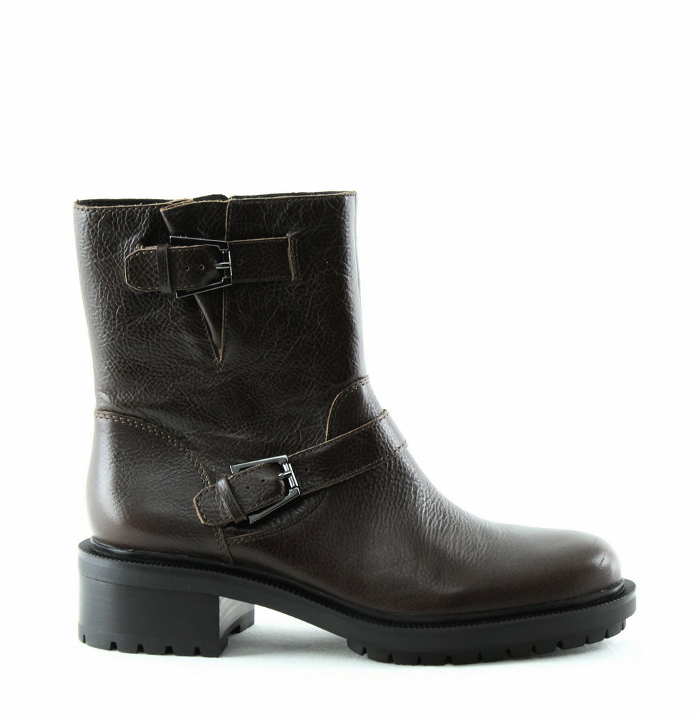 Botkier | Marlow Leather Moto Boots
