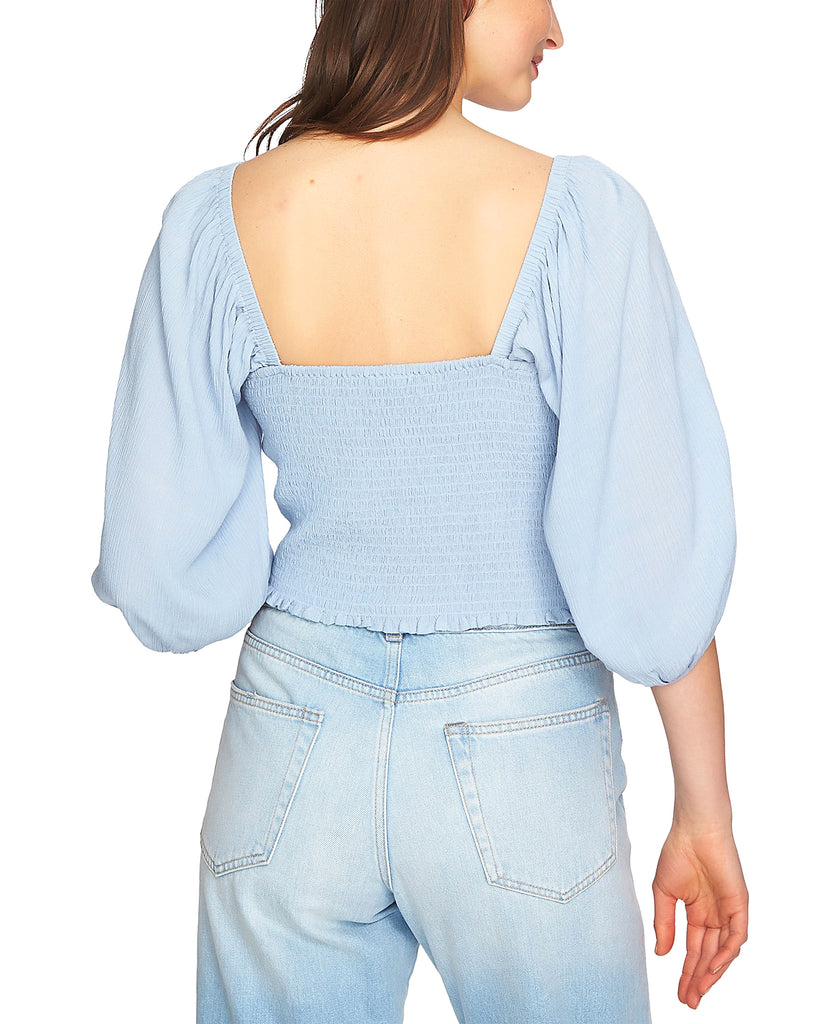 Yieldings Discount Clothing Store's Voluminous Sleeve Top by 1.State in Wind Surf