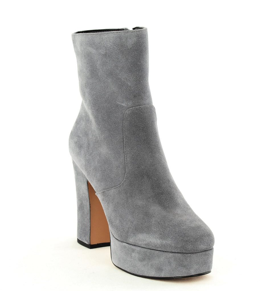 Yieldings Discount Shoes Store's Lianna Platforms Boots by Avec Les Filles in Grey