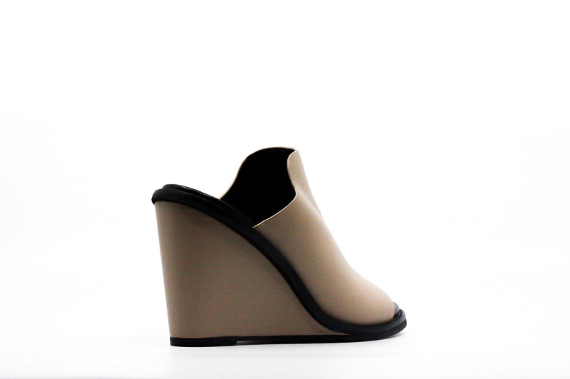 French Connection | Pandra Wedge Mules