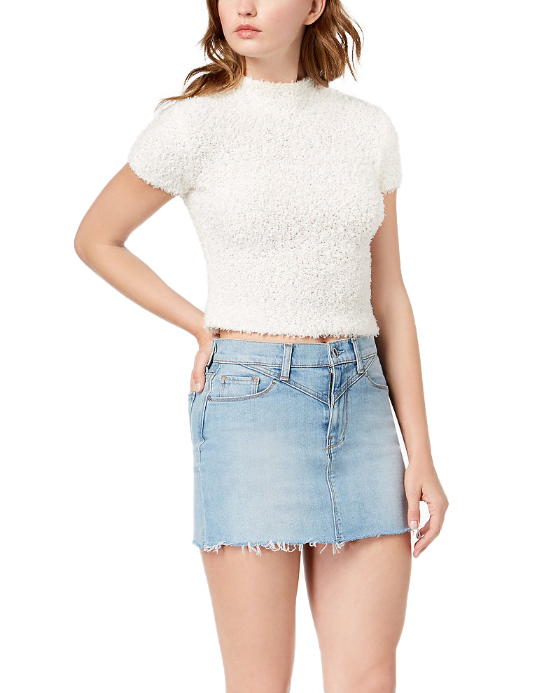 Hudson | The Viper Mini Skirt