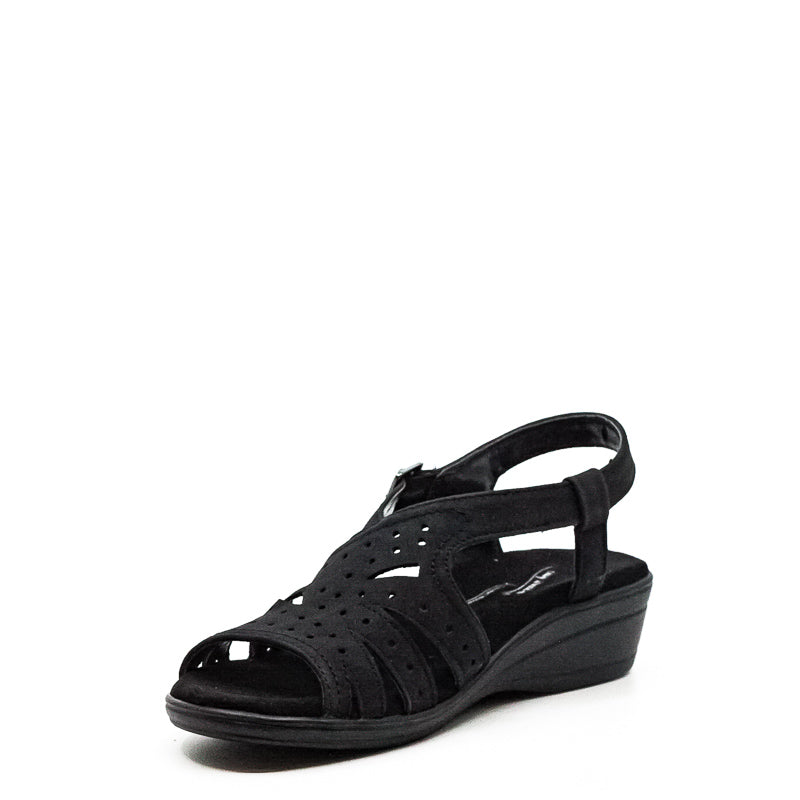 Easy Street | Roxanne Flat Sandals