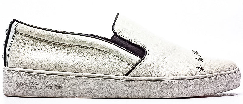 MICHAEL Michael Kors | Keaton Leather Slip-Ons
