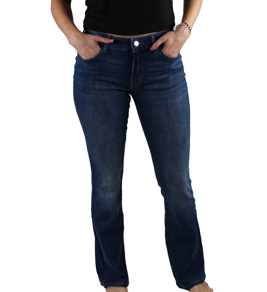 Yieldings Discount Clothing Store's PDX - Bootcut Jeans by Warp + Weft in Martha