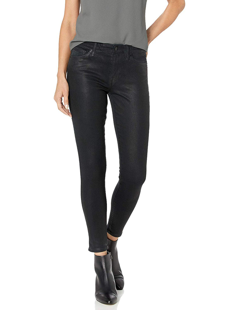 Yieldings Discount Clothing Store's Ava Skinny by Lucky Brand in Black