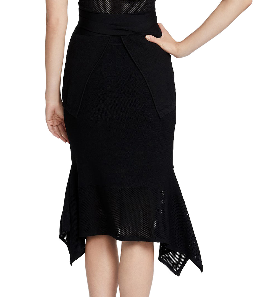 Yieldings Discount Clothing Store's Katelyn Skirt by RACHEL Rachel Roy in Black