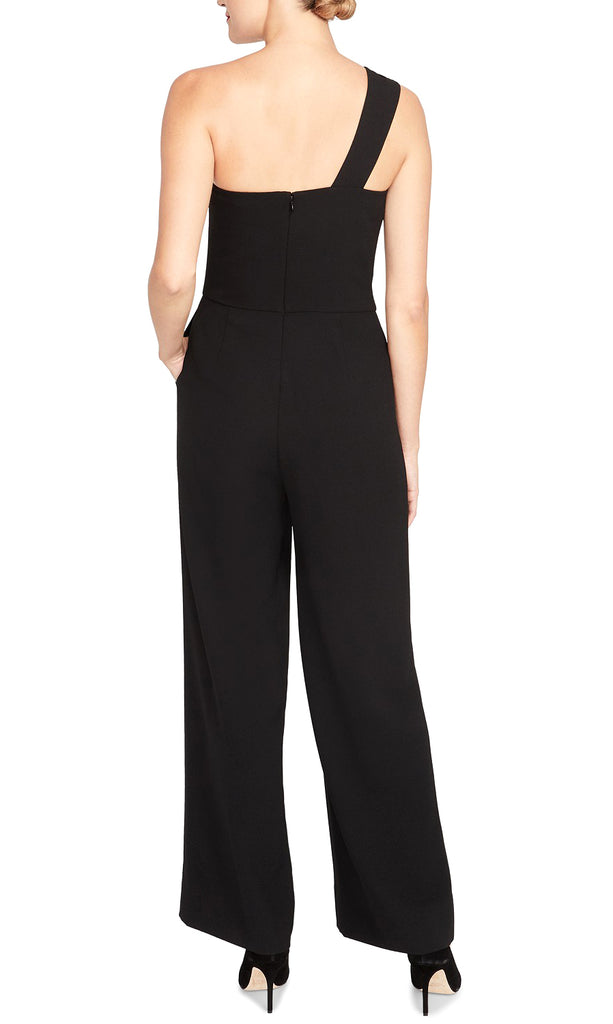 Yieldings Discount Clothing Store's Raina Jumpsuit by RACHEL Rachel Roy in Black