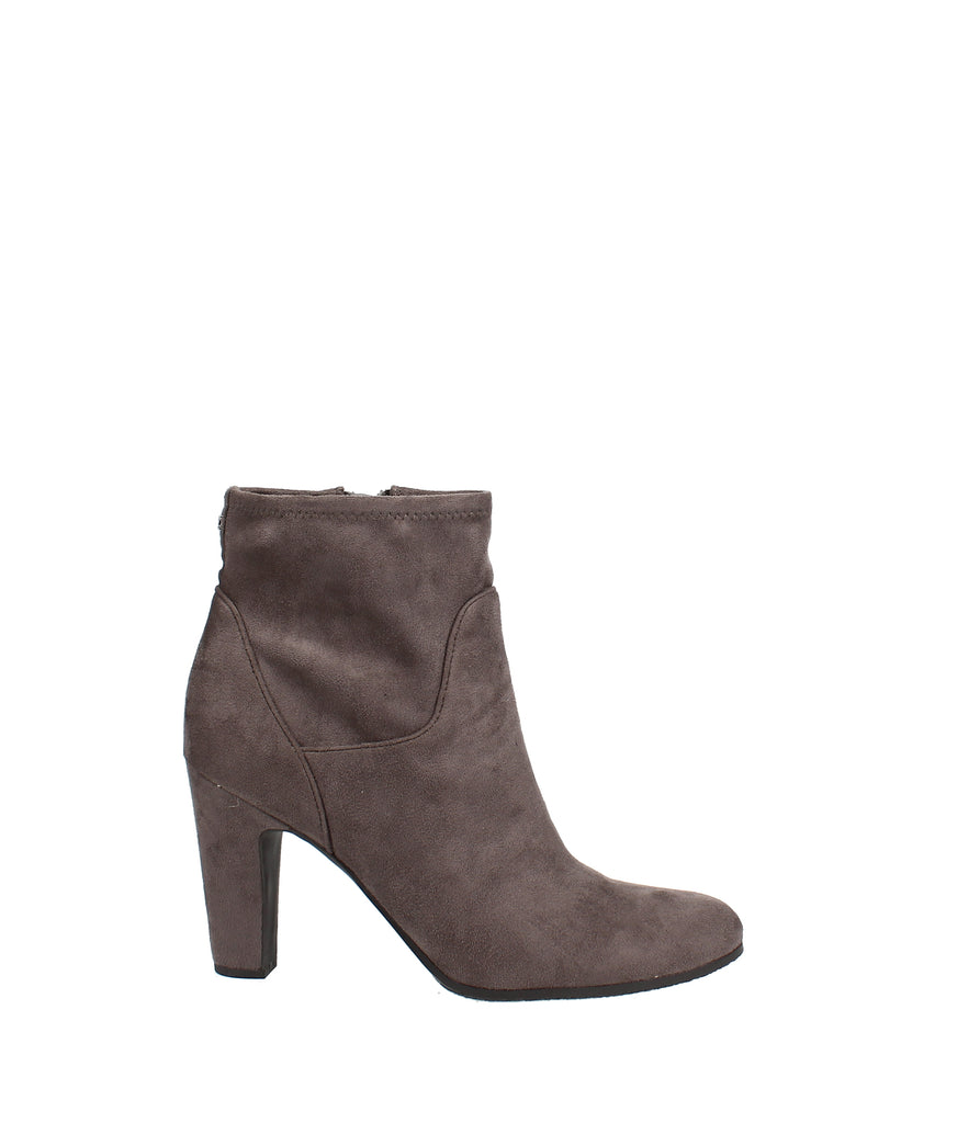 Yieldings Discount Shoes Store's Sia Ankle Booties by Sam Edelman in Grey