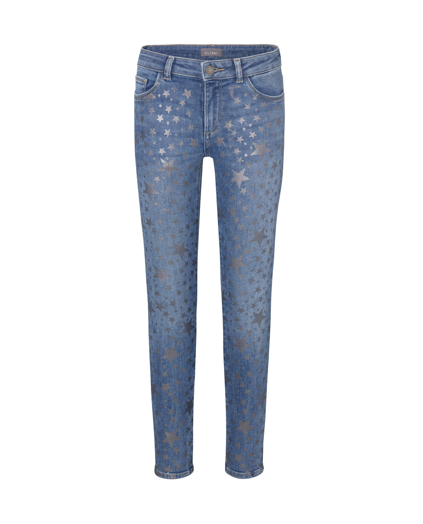Yieldings Discount Clothing Store's Chloe - Skinny by DL1961 in Stardom
