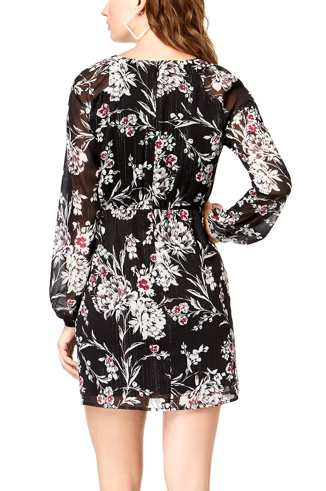 Guess | Rhodes Magnolia Night Print Dress