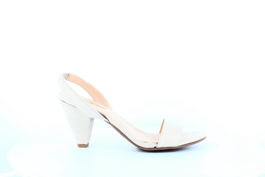 Yieldings Discount Shoes Store's Ramsbury Sandals by Seven Dials in Nude
