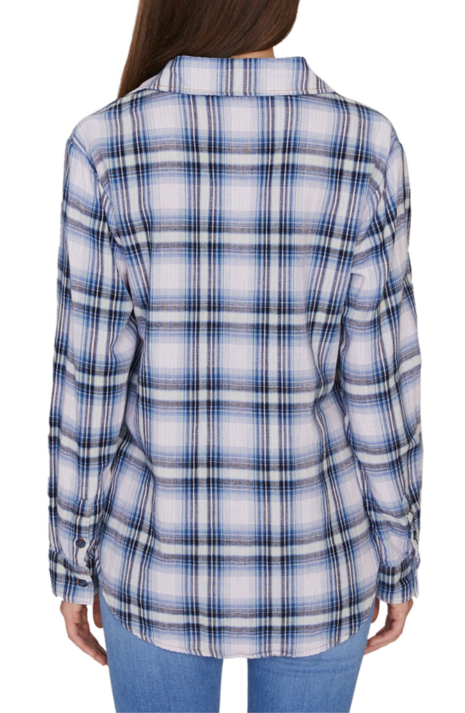 Sanctuary | Favorite Boyfriend Plaid Shirt