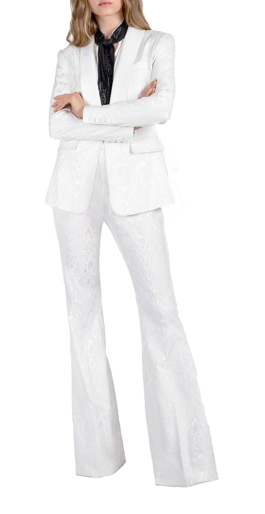 Yieldings Discount Clothing Store's Liv Pants by Rachel Zoe in Ecru