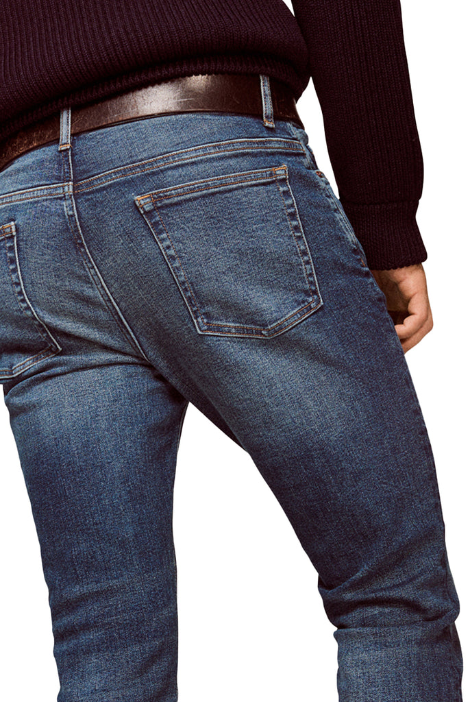 Yieldings Discount Clothing Store's CPH - Tailored Jeans by Warp + Weft in Marina