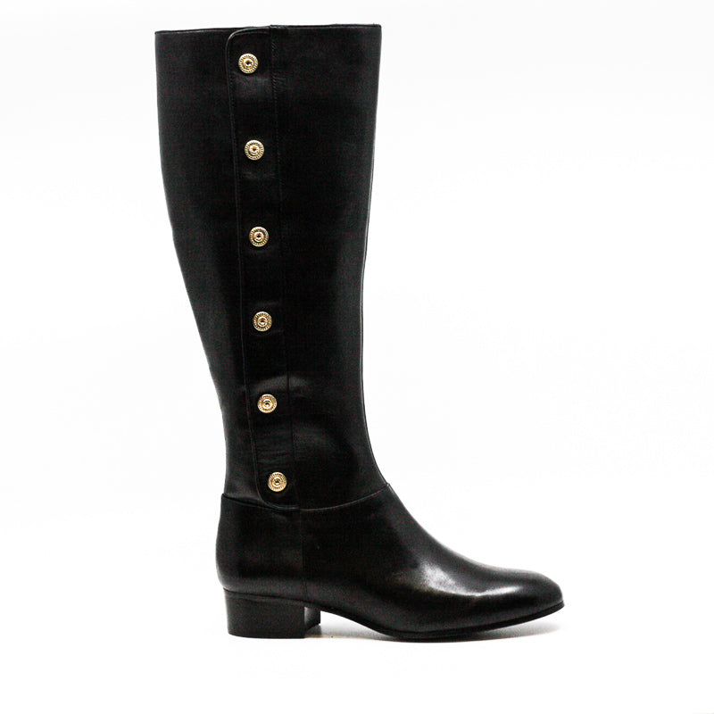Nine West | Oreyan Wide Calf Leather Boots