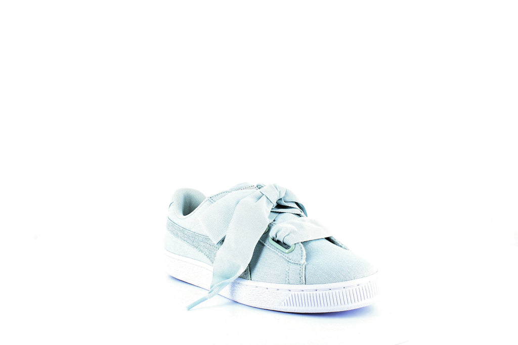 Puma | Basket Heart Canvas Sneakers
