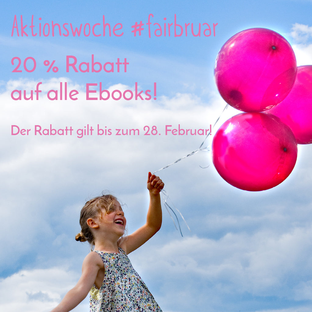 Fairbruar – Rabattaktion im Februar