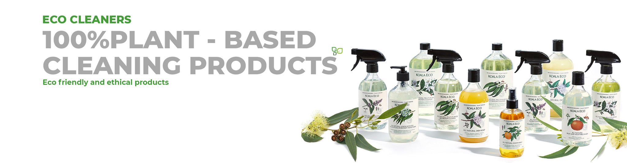 Koala Eco cleaning products
