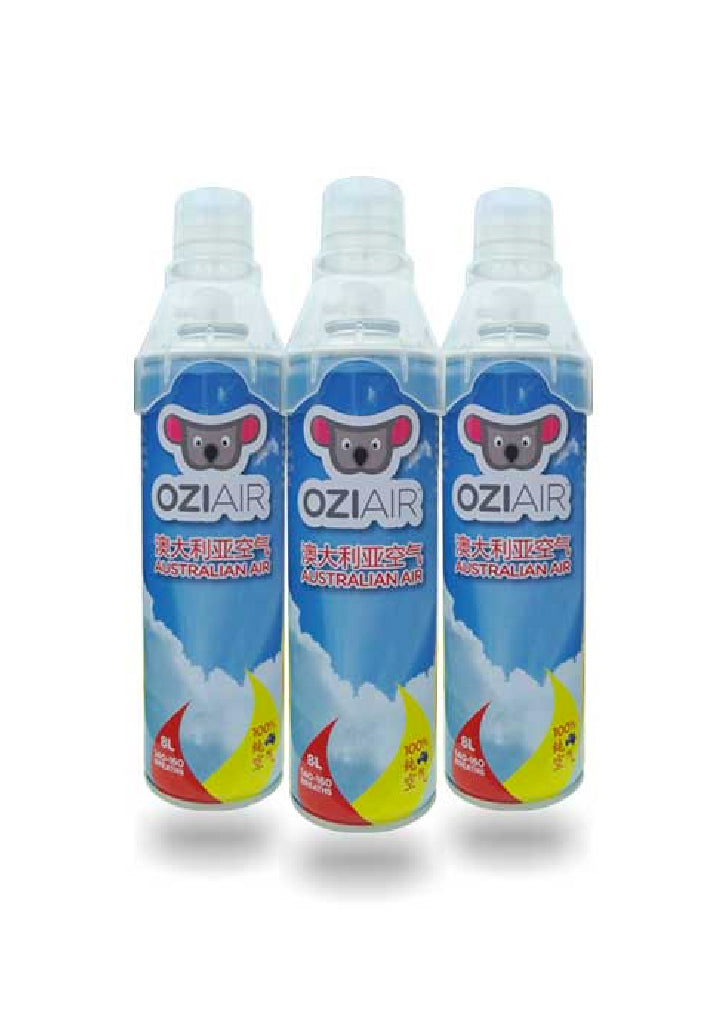 OziAir Triple Health Wellness Fresh Clean Immune Boost Pollution Relief BuyNatural