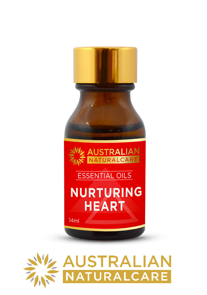 Australian NaturalCare Essential Oils Nurturing Heart Health Supplements Vitamins Relief BuyNatural