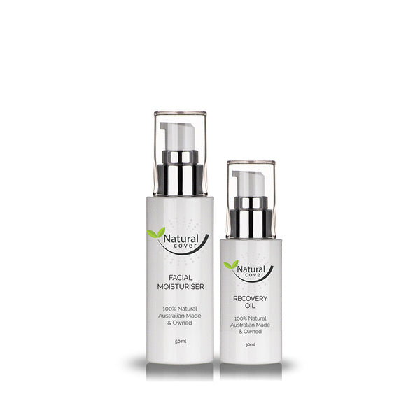 Natural Cover Introductory Offer Day Night Care Body Moisturise Rejuvenate Antioxidants BuyNatural