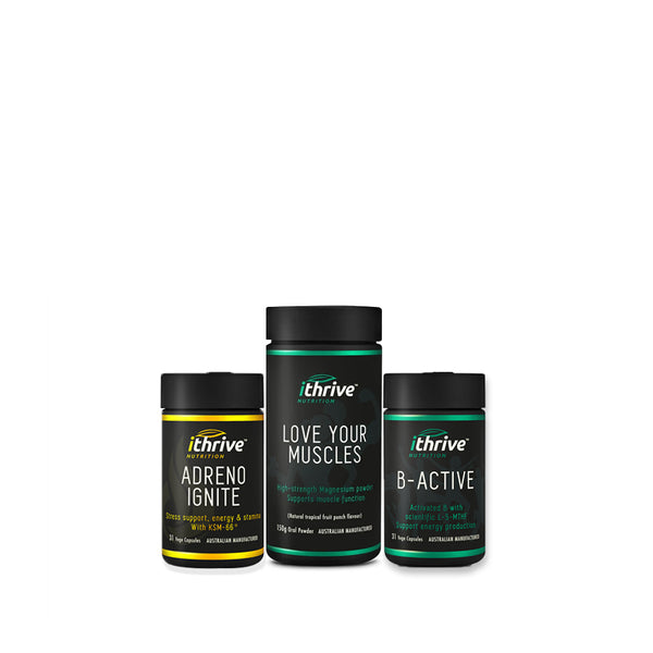 IThrive Nutrition Workout Plus Bundle Nutritional Supplements BuyNatural