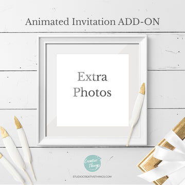 Add Extra Photos