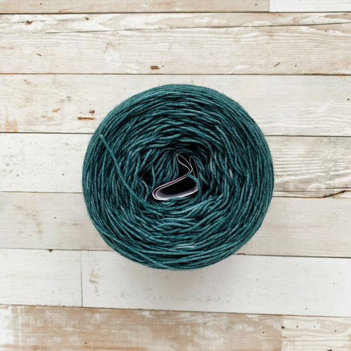 duck, duck, goose - caked | 4-ply sock