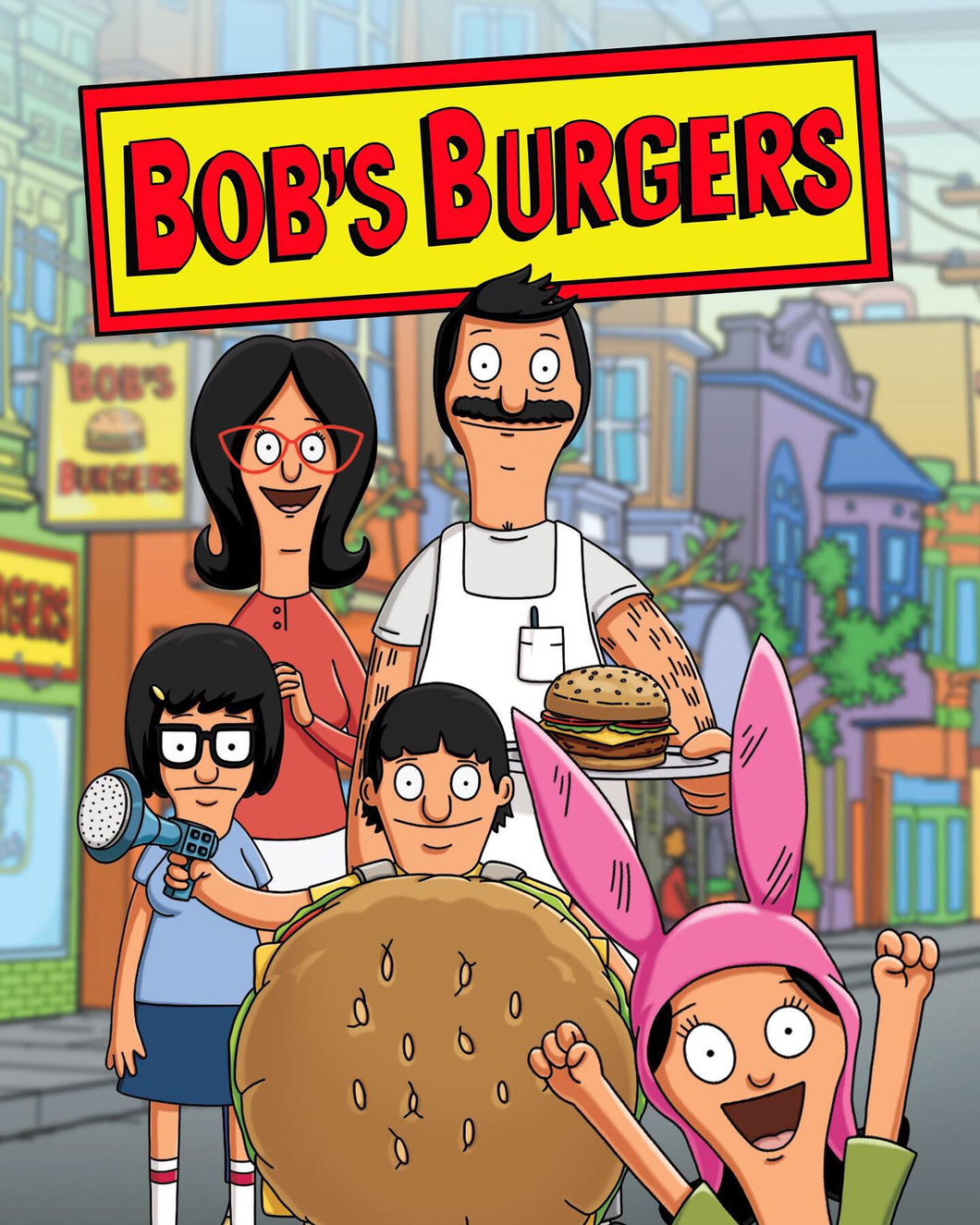 Bob's Burgers Mystery Yarn Club | Gene Belcher (available Saturday, 6/29, 1PM ET)