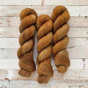 honey | 4-ply sock
