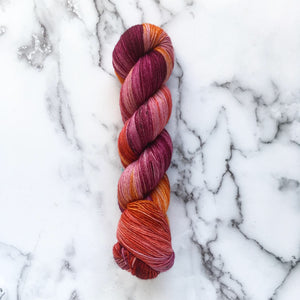 autumnal equinox* | 4-ply sock