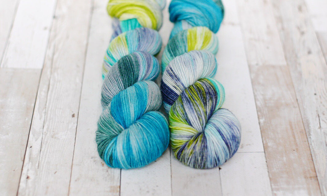 faerie tails | 4-ply sock