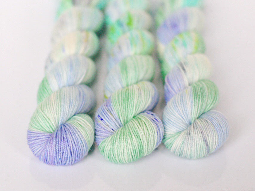 april showers | 4-ply sock set
